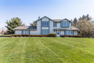 Oconomowoc Single Family Home Active Contingent With Offer: W343n7056 Timber Ridge Dr