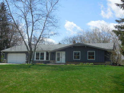 Brookfield Single Family Home Active Contingent With Offer: 4195 Verna Dr