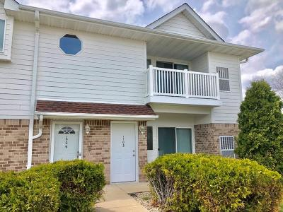 Kenosha Condo/Townhouse Active Contingent With Offer: 3114 56th Ave #206