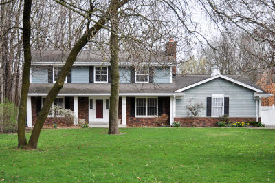 Brookfield Single Family Home Active Contingent With Offer: 505 Adelmann Ct