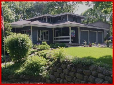 Lake Mills Single Family Home For Sale: W8237 Sunset Ct