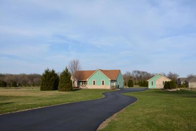 Waukesha Single Family Home Active Contingent With Offer: W326s4368 Bartell Rd