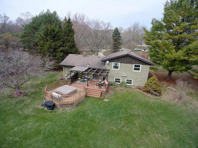 Grafton Single Family Home Active Contingent With Offer: 4629 Pleasant Valley Rd