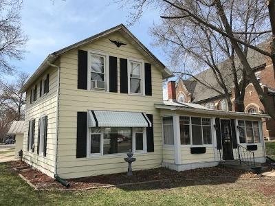 Single Family Home Sold: 200 N Court St