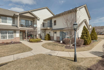 Kenosha Condo/Townhouse Active Contingent With Offer: 1515 24th Ave #13