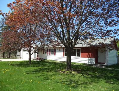 Campbellsport Single Family Home For Sale: W1511 Happy Hollow Rd