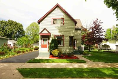 Grafton Single Family Home For Sale: 1116 12th Ave