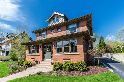Shorewood Single Family Home Active Contingent With Offer: 4027 N Richland Ct