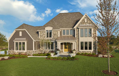 Hartland Single Family Home For Sale: 1608 Whistling Hill Cir