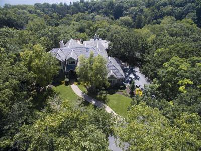 Fontana Single Family Home For Sale: N2011 N Lake Shore Dr