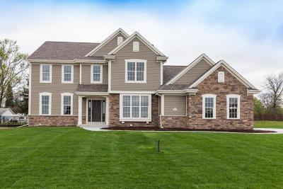 Menomonee Falls Single Family Home For Sale: N67w15870 Tamarack Trl