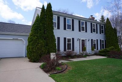Germantown Single Family Home Active Contingent With Offer: W160n10555 Old Farm Rd