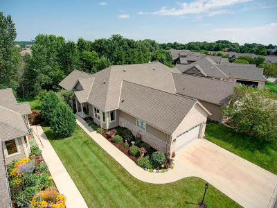 Pewaukee Condo/Townhouse Active Contingent With Offer: N22w24306 E Parkway Meadow Cir #A