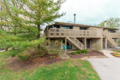 Fontana Condo/Townhouse Active Contingent With Offer: 602b Country Club Dr #B