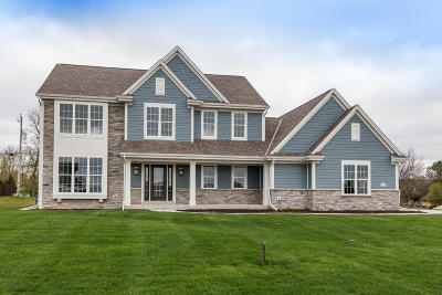 Menomonee Falls Single Family Home For Sale: N67w15800 Tamarack Trl