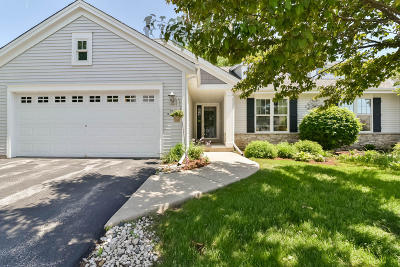 Oconomowoc Condo/Townhouse Active Contingent With Offer: N53w35253 Lighthouse Ln