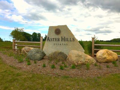 Muskego Residential Lots & Land For Sale: S89w12835 Aster Hills Ct #Lt50