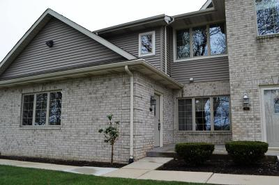 Kenosha Condo/Townhouse Active Contingent With Offer: 5522 31st St #13