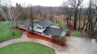 Grafton Single Family Home For Sale: 1483 River Bend Rd