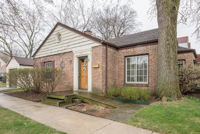 Glendale Single Family Home Active Contingent With Offer: 2247 W Arbor Ave