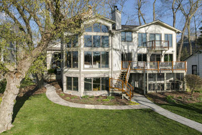 Nashotah Single Family Home Active Contingent With Offer: W339n5051 Road O