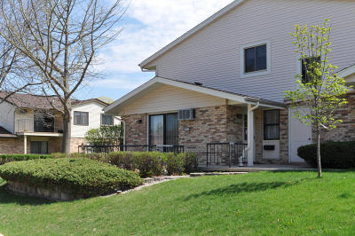 Greenfield Condo/Townhouse Active Contingent With Offer: 4462 S Green Ridge Cir