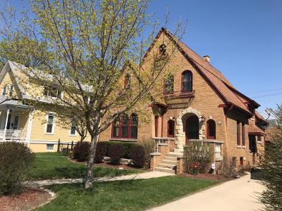 Whitefish Bay Single Family Home For Sale: 406 E Hampton Rd