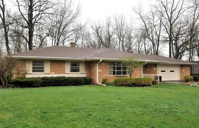 Hales Corners Single Family Home Active Contingent With Offer: 11890 Parkview Ln