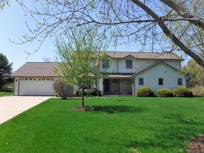 Menomonee Falls Single Family Home For Sale: W161n5735 Bette Dr