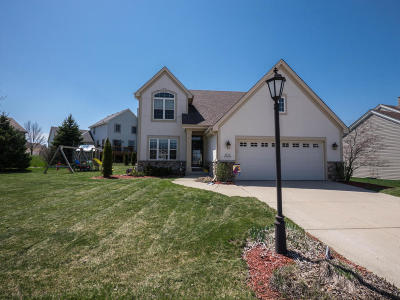Jackson Single Family Home Active Contingent With Offer: N173w20035 Raymond Rd