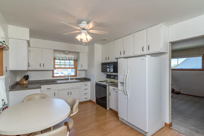 Greenfield Single Family Home Active Contingent With Offer: 7135 W Allerton Ave