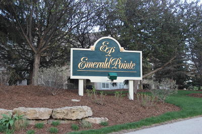 Brookfield Condo/Townhouse Active Contingent With Offer: 18650 Emerald Cir #G