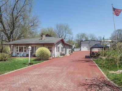 Lake Geneva Single Family Home For Sale: N1752 Hillside Rd