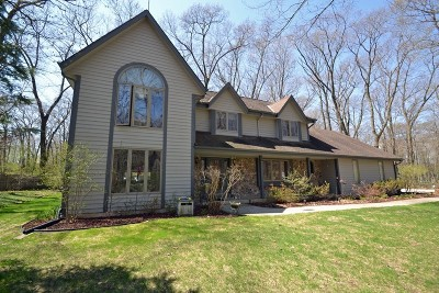 Hartford Single Family Home Active Contingent With Offer: 6215 Shamrock Ln