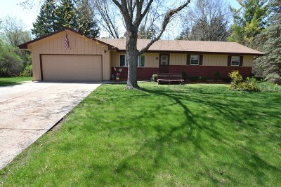 New Berlin Single Family Home For Sale: 2435 S Ronke Ln