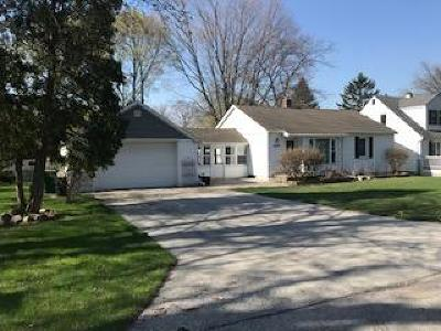 Glendale Single Family Home Active Contingent With Offer: 415 W River Front Dr
