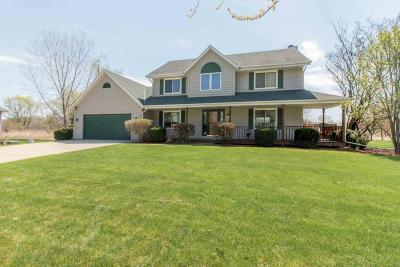 Sussex Single Family Home Active Contingent With Offer: W231n7008 Homestead Ct