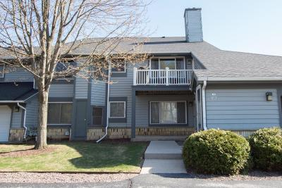 Mequon Condo/Townhouse Active Contingent With Offer: 1151 W Baldwin Ct