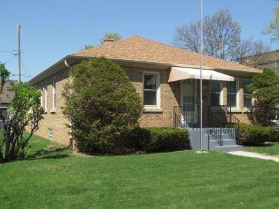 West Allis Single Family Home Active Contingent With Offer: 8604 W Becher St