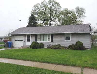 Watertown Single Family Home Active Contingent With Offer: 1410 Utah St