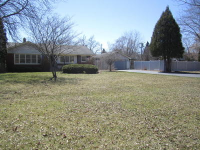 Glendale Single Family Home For Sale: 407 W Mall Rd