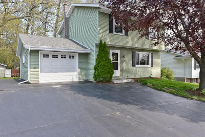 Slinger Single Family Home Active Contingent With Offer: 304 Elm Ave