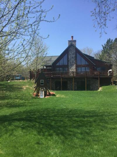Bristol Single Family Home Active Contingent With Offer: 6429 203rd Ave