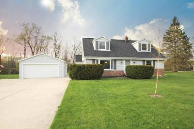 New Berlin Single Family Home Active Contingent With Offer: 13658 W Honey Ln