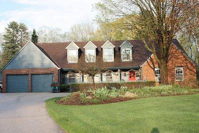 Milwaukee County Single Family Home Active Contingent With Offer: 8260 Fremont Ct