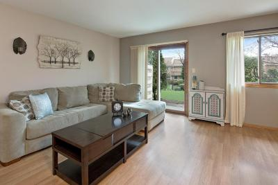 Greenfield Condo/Townhouse For Sale: 4612 S Woodland Dr