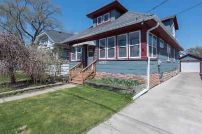 Kenosha Single Family Home For Sale: 6707 32nd Ave