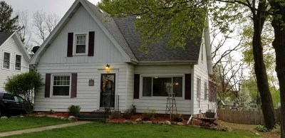 Walworth Single Family Home For Sale: 223 Randolph