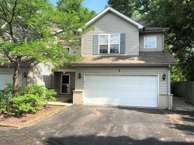 Kenosha Condo/Townhouse For Sale: 806 82nd St #5