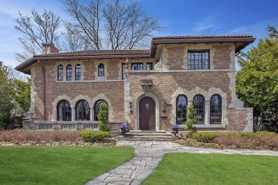 Whitefish Bay Single Family Home For Sale: 4837 N Lake Dr